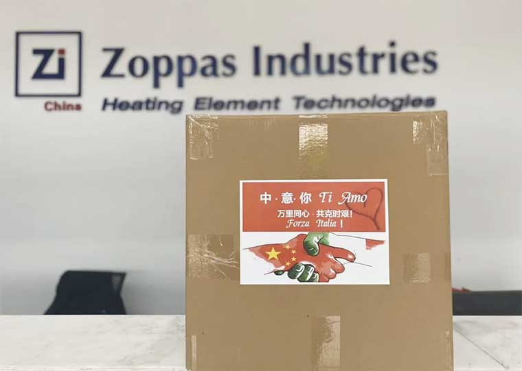 Zoppas Industries helps for Covid19_01
